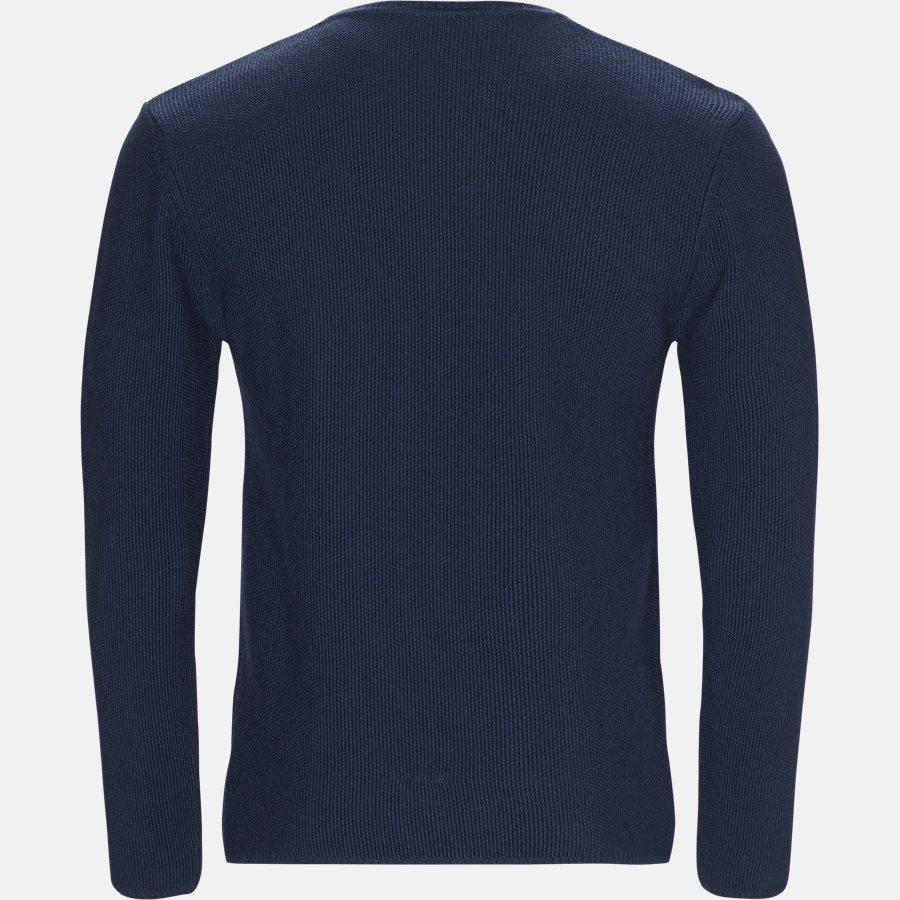 BOWIE - strik - Strik - Regular fit - BLUE MELANGE - 2
